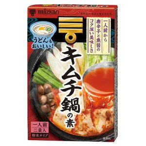 【送料無料】ミツカン キムチ鍋の素38g×2ケース(全120本)