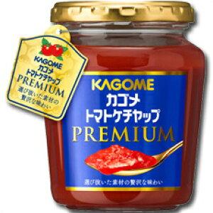 カゴメ トマトケチャッププレミアム260g×1ケース(全6本)