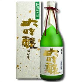 滋賀県・藤本酒造 神開 大吟醸 山田錦(箱入)720ml×1本