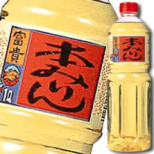 【送料無料】合同 本みりん富貴 1Lペットボトル×1ケース(全12本)