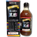 タマノイ酢 スーパー黒酢500ml×1ケース(全6本)