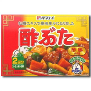 タマノイ酢 酢ぶたの味90g×1ケース(全60本)