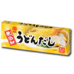 【送料無料】マルテン 無添加うどんだし(粉末)(7.5g×8食)×2ケース(全60本)