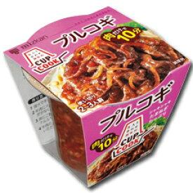 ミツカン CUPCOOK 牛プルコギ炒めのたれ210g×1ケース(全8本)