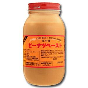 【送料無料】ユウキ食品 ピーナツペースト(花生醤)800g×2ケース(全24本)