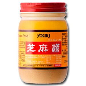 【送料無料】ユウキ食品 芝麻醤400g×2ケース(全24本)