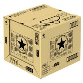 サッポロ 焼酎甲類 サッポロ焼酎 20度18Lバッグインボックス×1本