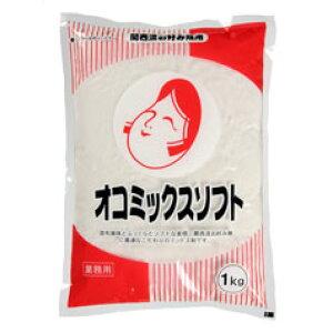【送料無料】オタフクソース オタフク オコミックスソフト ポリ袋1kg×1ケース(全10本)