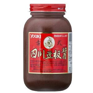 ユウキ 古式四川豆板醤1kg×1ケース(全12本)