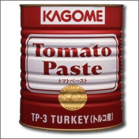 カゴメ トマトペースト(トルコ産)3200g×1ケース(全6本)
