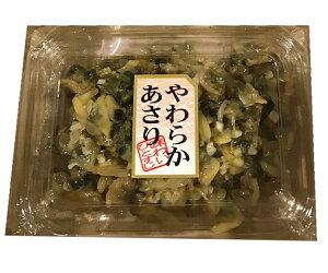 やわらか あさり 総菜【110g入り・6パックセット】あつあつご飯のお供、おむすびに最適です【冷蔵便】