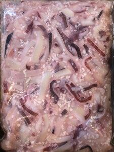 いか こうじ漬 1kg×2【お茶漬け・酒の肴に最適】(冷凍便) おつまみ 酒の肴 魚介類 魚 鮮魚