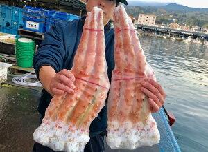 たらば蟹 ・ボイル たらばがに 1箱(3.2Kg)4肩入り・身入り【8割以上】大満足!5L 特大サイズ【冷凍便】