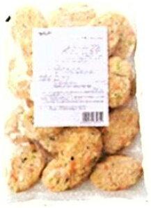 豆腐 ハンバーグ (ミニ)2箱 【1箱あたり・20ヶ×6袋入り】 【 業務用 】 簡単調理 で便利です【冷凍便】