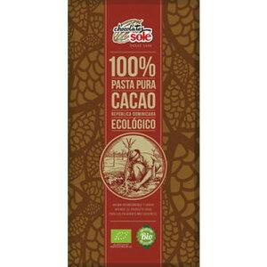 チョコレートソール オーガニックダークチョコレート100% 100g【ミトク】
