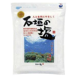 石垣の塩 500g【オーサワジャパン】