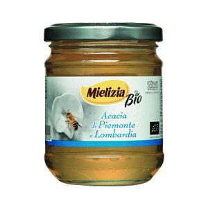ミエリツィアアカシアの有機ハチミツ(250g)【生ハチミツ】
