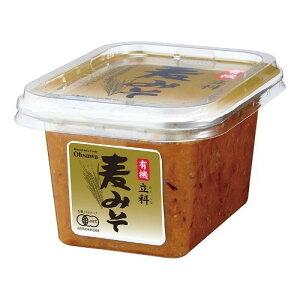 有機立科麦みそ(カップ)300g【オーサワジャパン】