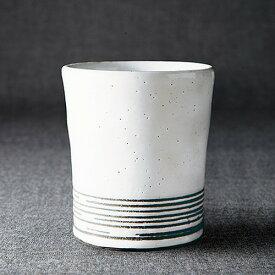 【森修焼特典】森修焼 一期一会 湯呑(直径65×高さ75)