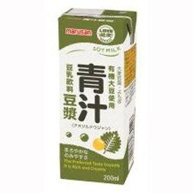 青汁豆ジャン(200ml×48本セット)