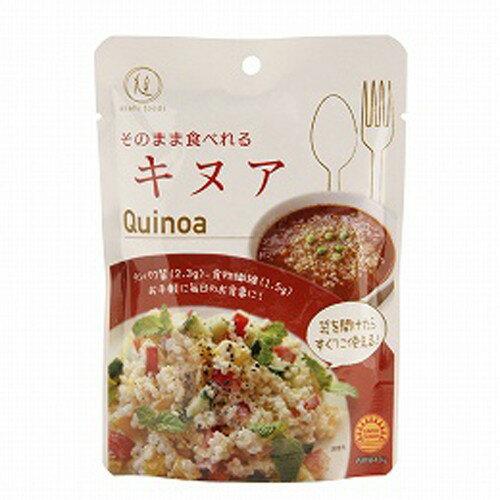 【創健社】旭食品そのまま食べれるキヌア40g