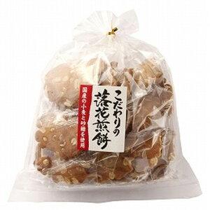 落花煎餅(18枚)【米倉製菓】