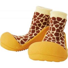Baby feet Animal-Giraffe(11.5cm)※ラッピング200円熨斗170円必要【楽ギフ_包装】【楽ギフ_のし】【ベビーシューズ】