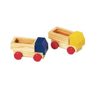 BE-トラック・青(BE30011B)【ベック/BECK】【3歳頃から】