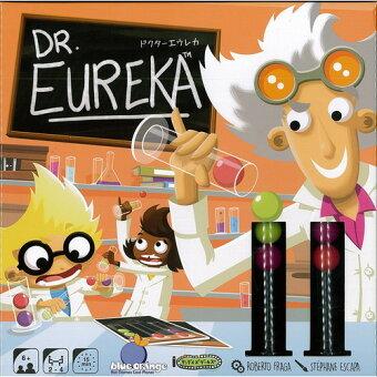 ドクターエウレカ(Dr. Eureka)日本語版 Blueorange Games