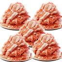 【送料無料】国産 豚こま切れ 5kg 国産豚切り落とし 九州産