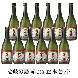 【A】壱岐の島25%720ml12本セット1ケース