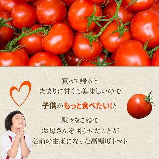 02子供が喜ぶトマト
