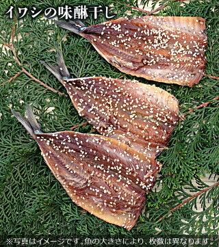 無添加【B】壱岐の手造り干物セット「大漁」いわし味醂干し