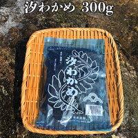 長崎県壱岐産汐わかめ無添加300g