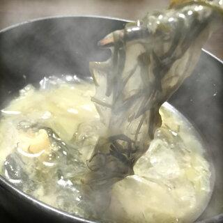 【D】長崎県壱岐産半生かじめお味噌汁やスープにお使いください