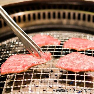 【E】壱岐牛焼肉用カルビを自宅で焼き肉
