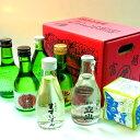 【2017年3月詰】富山の地酒 いやしの薬箱 小瓶(180~200ml)6本セット
