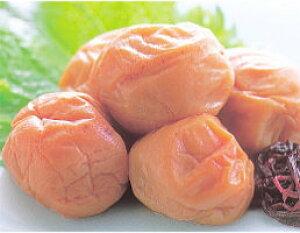 【紀州南高梅】甘くなく、梅とお塩の素朴な梅干田舎の梅1000g【簡易包装】塩分約15-16%