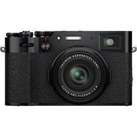 FUJI FILM コンパクトデジタルカメラ X100V【ブラック】