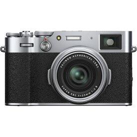 FUJI FILM コンパクトデジタルカメラ X100V 【シルバー】