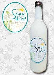 【日本酒ベース】【ヨーグルトリキュール】曙酒造 snowdrop スノードロップ レギュラー 四合(720ml)