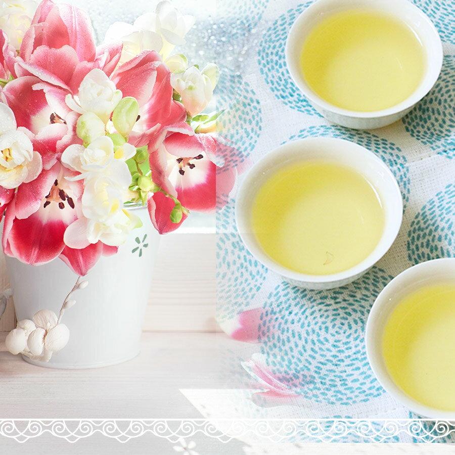 【福袋】春よ来い♪ 2月のお楽しみ袋は爽やかできたて四季春茶と豆菓子の会