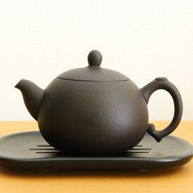 【茶壺】台湾茶壺(黒泥・鶯歌製)手拉壷 急須