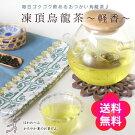 凍頂烏龍茶は爽やかな香りが人気の台湾茶です