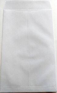 角8 給料袋 封筒 白 特白 ホワイト 白封筒 サイズ119×197mm B5 3つ折り 厚め 厚さ80g/m2 センター貼/ヨコ貼 郵便番号枠なし/郵便番号枠あり ワンタッチ テープ付 500枚