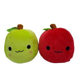 りんごちゃん和みクッション 癒し ぬいぐるみ プレゼント
