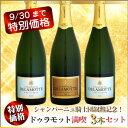 【9月末まで特別価格】 ドゥラモット 3本セット 【正規代理店商品】