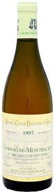 ミシェル・コラン・ドレジェ シャサーニュ・モンラッシェ 1er レ・シュヌヴォット [1997]750ml (白ワイン)
