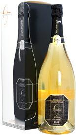 【マグナム瓶】アンドレ・ジャカール メニル・エクスペリエンス ブリュット ブラン・ド・ブラン グラン・クリュ [2009]1500ml オリジナルギフトボックス入り