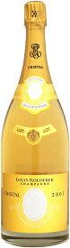 【マグナム瓶】ルイ・ロデレール クリスタル・ブリュット [2007]1500ml